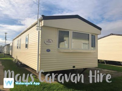 6 Berth Caravan Whitehouse Leisure Park North Wales