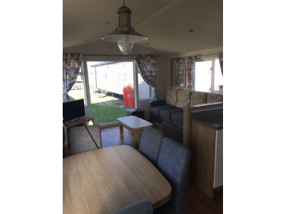 East Coast of England, Primrose Valley, Caravan For Hire