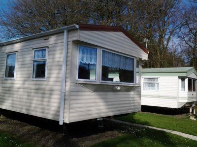 2 Bedroom Caravan to rent Bideford Bay Devon