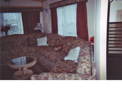 2 Bedroom Caravan to Hire Whitely Bay Park