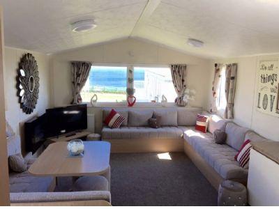 Static Caravan For Hire Crimdon Dene, North East England