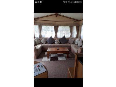 6 Berth Caravan For Hire Seaways Caravan Park