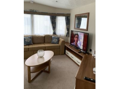 California Cliffs, East England, Caravan For Rent