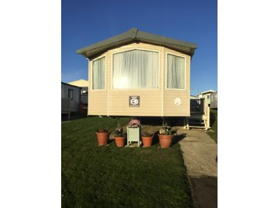 Hire Our Caravan At Blue Dolphin Caravan Park, Yourshire
