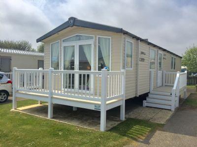 Hopton Holiday Village Caravan For Hire, Sleeps 6
