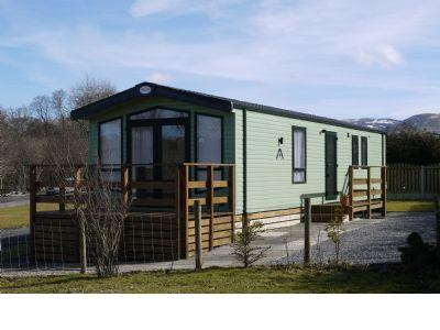 2 Bedroom Caravan To Rent Coalbeck Park Cumbria