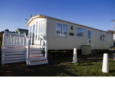 6 Berth Caravan To Rent Looe Bay Cornwall