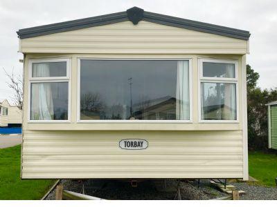 6 Berth Caravan To Rent Mullion Holiday Park Cornwall