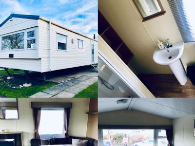 Ty Mawr Caravan Park, North Wales, Sleeps 6