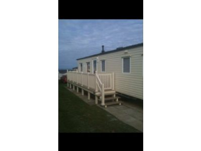 3 Bedroom Caravan to rent Reighton Sands Filey