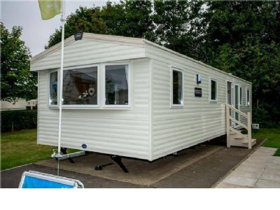 8 Berth Caravan For rent Craig Tara, Scotland