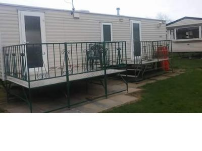 6 Berth Caravan To Rent Richmond Holiday Park Skegness