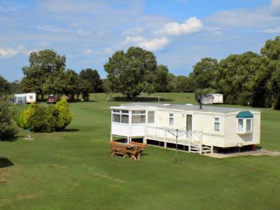 View this caravan at Cottage-waters