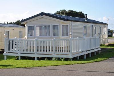 3 Bedroom Caravan to rent Newquay Cornwall