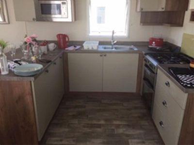 2 Bedroom Caravan to rent Pendine Sands ParkDean Resort