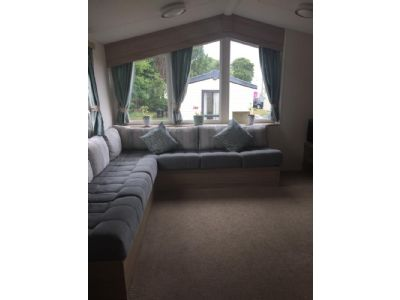 6 Berth Caravan at Seton Sands, Scotland For Hire