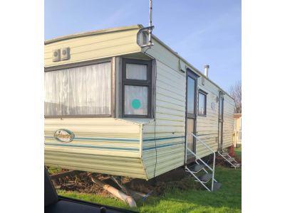 2 Bedroom Caravan to rent Beach Estate Hemsby Norfolk