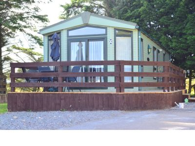 2 Bedroom caravan Pitgrundy Caravan Park Durnoch Scotland