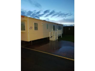 2 Bedroom Caravan to rent Golden Gate North Wales