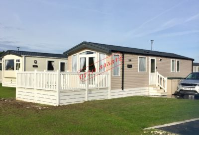 3 Bedroom Caravan to rent Flamingo Land Yorkshire