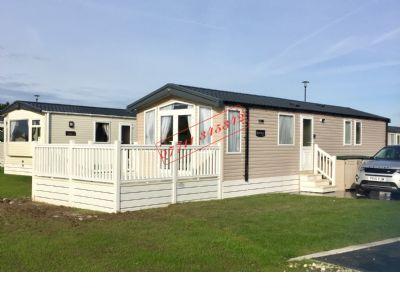3 Bedroom Caravan to rent Flamingo Land Yorkshire