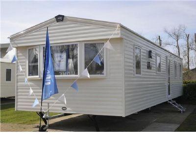 Caravan To Let, Kiln Park, West Wales, Sleeps 8