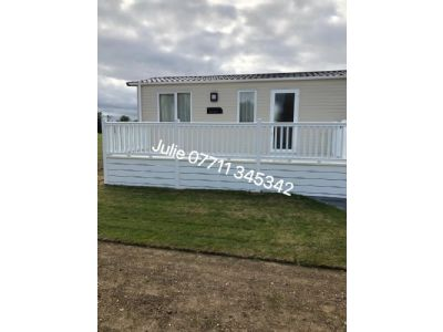 3 Bedroom Caravan for hire at Flamingo Land