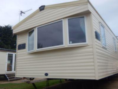 Skipsea Sands, Caravan For Hire, Sleeps Up To 8 People