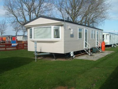3 Bedroom Caravan to rent Heacham Beach Holiday Park