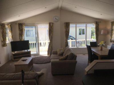 4 Berth Caravan For Rent Highfield Grange