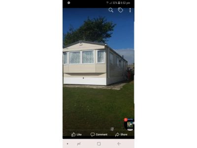 3 Bedroom Caravan for hire Trecco Bay Porthcawl South Wales