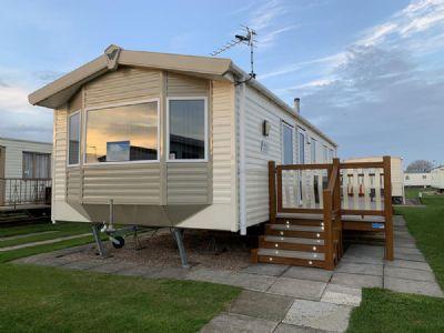 3 Bedroom Caravan to rent Kingfisher Park Skegness