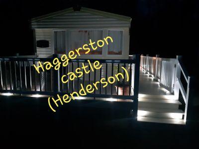 Static Caravan At Haggerston Castle, Sleeps Up To 8 People
