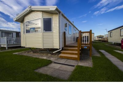 3 bedroom caravan for hire Kingfisher Park, Skegness
