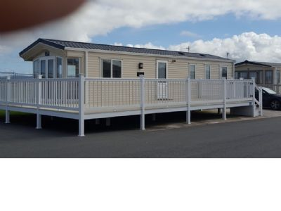 Hire Our Caravan At Golden Sands, Rhyl, North Wales