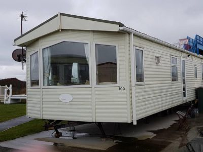 Caravan For Rent, Golden Sands Rhyl, Sleeps Up To 8