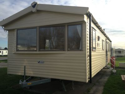 Caravan For Hire In The West Country, Burnham On Sea
