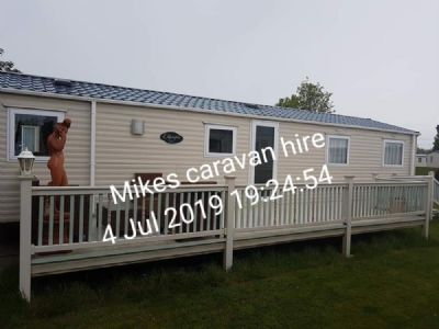 3 Bedroom Caravan for rent at Mablethorpe England