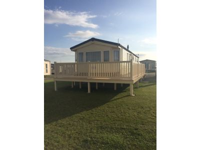 Private Caravan Hire, Sand Le Mere Holiday Park, 6 Berth