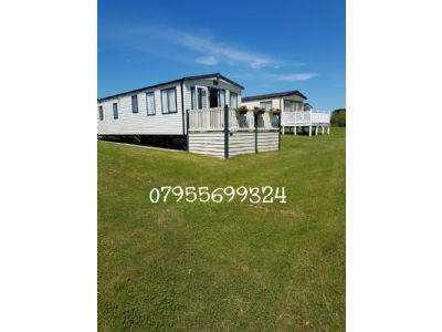 2 Bed Caravan to hire Sand Le Mere Holiday Village Yorkshire