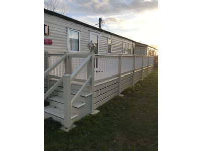 6 Berth Caravan at Seaview Park South East England
