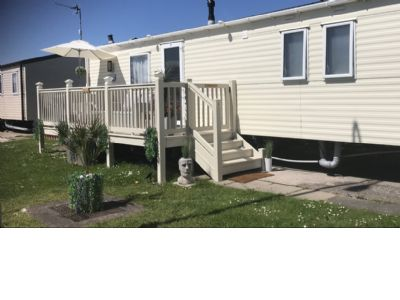 3 Bedroom Caravan to rent Golden Sands, Rhyl, North Wales