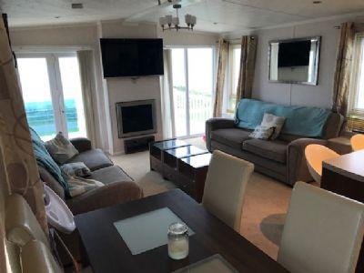 2 Bedroom Caravan to rent Crimson Dene North East England