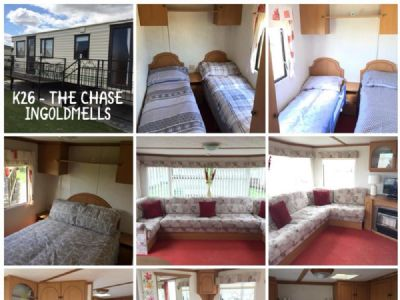 3 Bedroom Caravan The Chase East of England