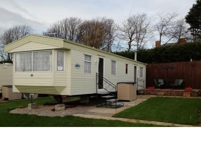 View this caravan at Newton Hall Holiday Park