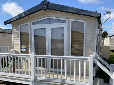 3 Bedroom caravan to hire Seashore Holiday Park Gt Yarmouth