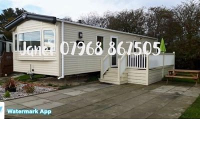 3 Bedroom Caravan to rent at Flamingo Land