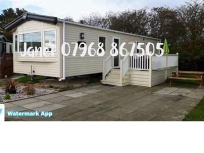 3 Bedroom Caravan to rent at Flamingo Land