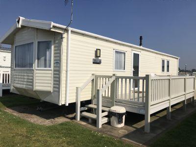 8 Berth Caravan to hire Heacham Parkdean Resort