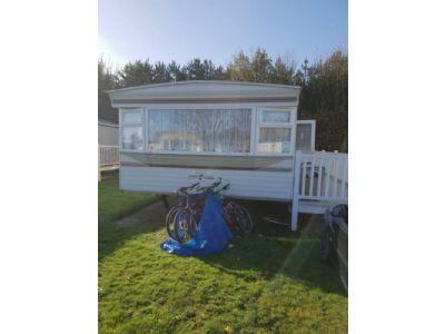 3 Bedroom Caravan to Rent Thorpe Park Yorkshire